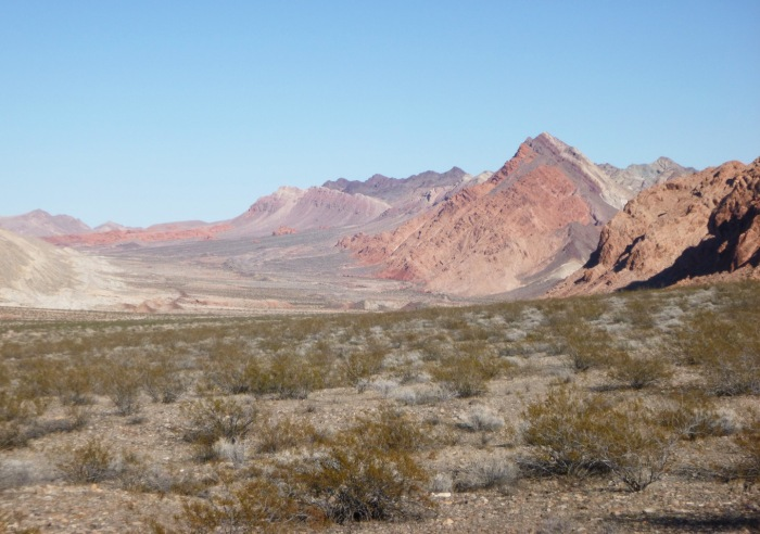 Pinto Valley Wilderness, Nevada
